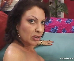 Mature pussy screwed by..