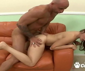 Kita Zen Wraps Her Big Asian..