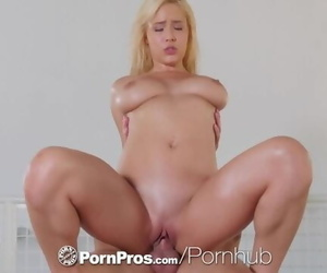 PORNPROS Busty Light-haired..