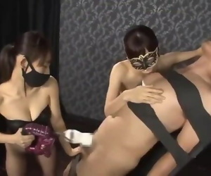 Japan - Femdom Post Climax..