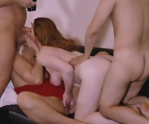 Foursome Swingers Soiree -..