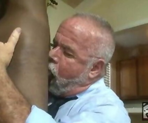 Daddy and Large Dicked Stud