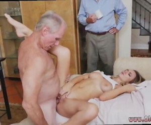 Old Stud Fucks Mother and..