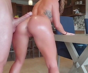 SinsLife- Greased her up and..