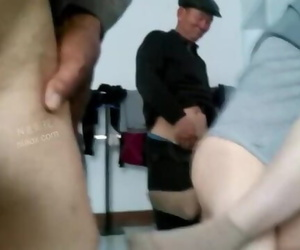 China Gramps Orgy