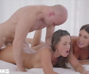 VIXEN Abigail Mac and August..