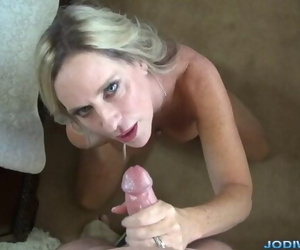 A Creampie for Step Mom with..