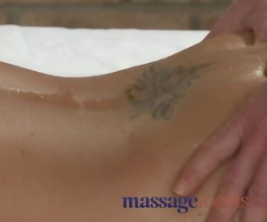 Massage Rooms Busty Woman is..