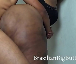 bbw paramour smashes a lot..