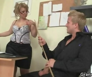 Scorching Office Sex with..