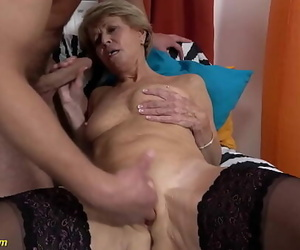 sexy 75 years old mom likes..